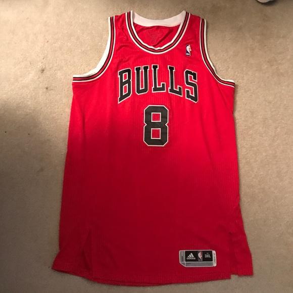 best value 55a66 69cee Zach Lavine Chicago Bulls NBA Jersey